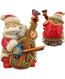 Musician Cellist Santa