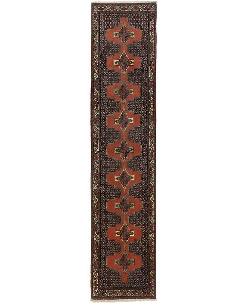 """Timeless Rug Designs CLOSEOUT! One of a Kind OOAK568 Tan 2'10"""" x 13'6"""" Runner Rug"""
