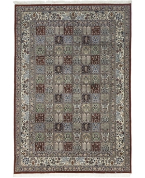 """Closeout! Adorn Hand Woven Rugs One of a Kind OOAK598 Cherry 6'10"""" x 9'7"""" Area Rug Product Image"""
