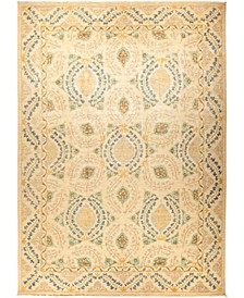 """CLOSEOUT! One of a Kind OOAK1241 Ivory 10' x 14'4"""" Area Rug"""