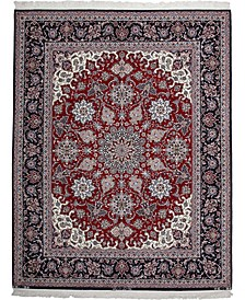 """CLOSEOUT! One of a Kind OOAK2675 Cherry 6'6"""" x 8'4"""" Area Rug"""