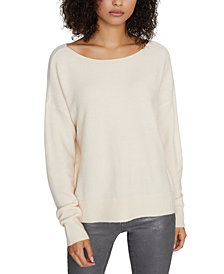 Sanctuary Chill Out Boat-Neck Sweater