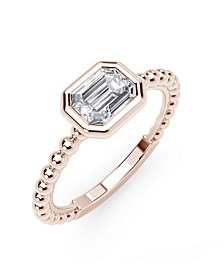 Tribute™ Collection Diamond (1/3 ct. t.w.)  Ring in 18k Yellow, White and Rose Gold