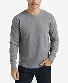 Men's Brushed Thermal Crew