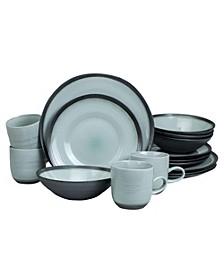 Diana 16 Piece Modern Dinnerware Set