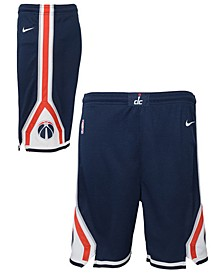 Big Boys Washington Wizards Statement Swingman Shorts