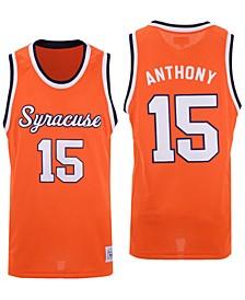 Men's Carmelo Anthony Syracuse Orange Throwback Jersey