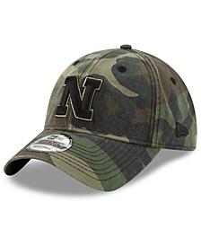 Nebraska Cornhuskers Woodland Classic Twill 9TWENTY Strapback Cap