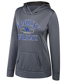 Women's Kentucky Wildcats Layover Hooded Sweatshirt