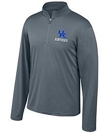 Men's Kentucky Wildcats Turbine Quarter-Zip Pullover