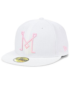 Inter Miami Core 59FIFTY Fitted Cap