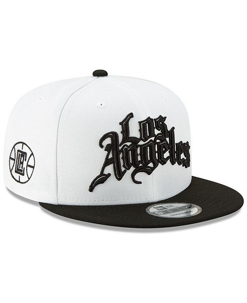New Era Los Angeles Clippers City Series 9FIFTY Cap