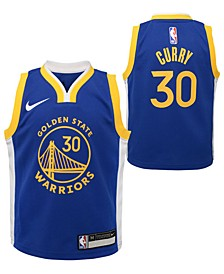Baby Stephen Curry Golden State Warriors Icon Replica Jersey