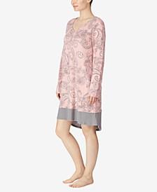 Long Sleeve Sleep Shirt, Online Only