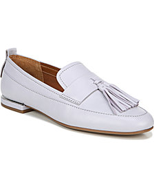 Franco Sarto Bisma Silver Loafers