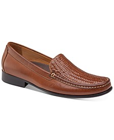 Men's Stoltz Woven Venetian Loafers