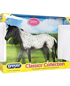 Classics Semi Leopard Appaloosa Horse