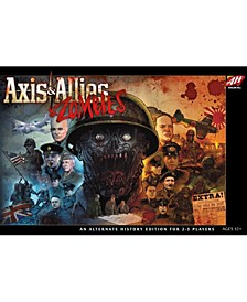 Axis Allies and Zombies Board Game