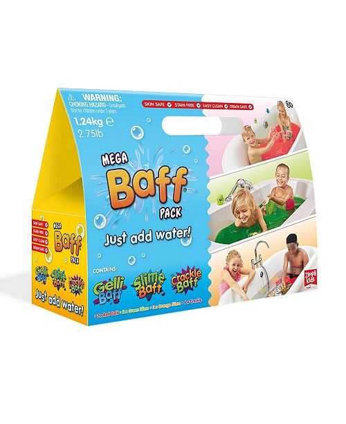 Zimpli Kids Mega Baff Bath Pack