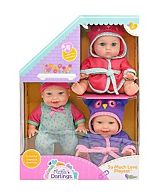 So Much Love Toy Baby Doll Play Set