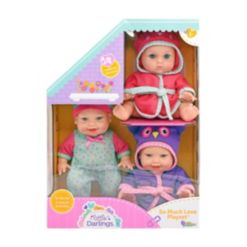 New Adventures So Much Love Toy Baby Doll Play Set
