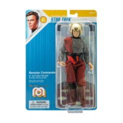 "Mego Action Figure 8"" Star Trek - Romulan Commander Limited Edition Collector's Item"