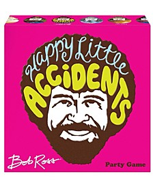 Bob Ross - Happy Little Accidents Party Game