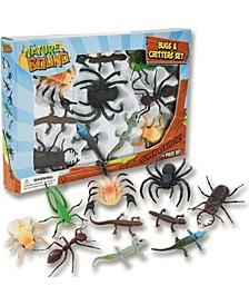 Bug and Critter Set 10 Piece Box Set