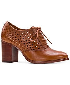 Parma Heeled Oxfords