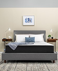 "Essentials 10"" Foam Mattress- King, Mattress in a Box"
