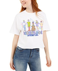 Juniors' Scooby Doo Graphic T-Shirt