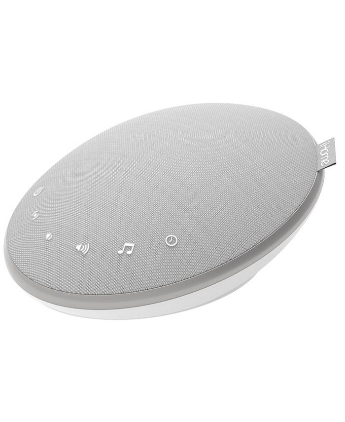 iHome - Zenergy Portable Sleep Therapy Machine with Bass Enhancement