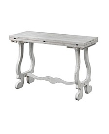 Fold-Out Console Table