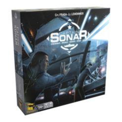 Asmodee Editions Captain Sonar Board Game