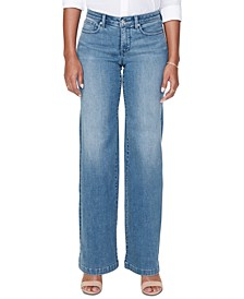 Brickell Wide-Leg Jeans