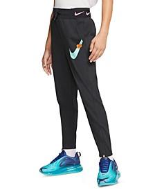 Big Girls Zip-Leg Jogger Pants