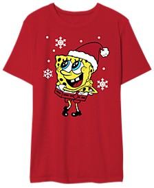 Jolly Sponge Men's Graphic T-Shirt