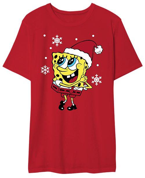 Hybrid Jolly Sponge Men's Graphic T-Shirt