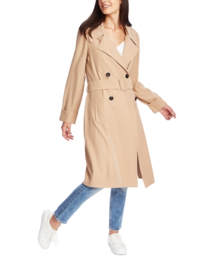 Image of 1.state Belted Trench Coat