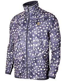 Men's Court Printed Tennis Jacket