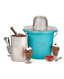 4 Qt. Electric Ice Cream Maker PICM4BG
