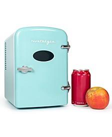 Retro 6-Can Personal Refrigerator RF6RRAQ