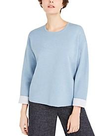 Organic Reversible Sweater