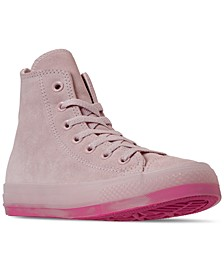 Women's Interstellar Chuck Taylor All Star High Top Casual Sneakers from Finish Line