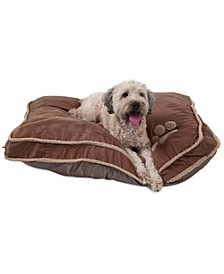 36 X 45 Shearling Gusseted Pillow Dog Bed