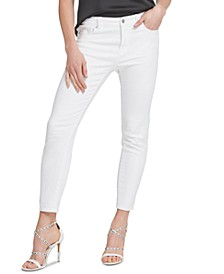 Optic White Jeans