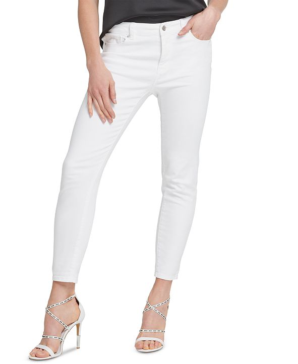 DKNY Optic White Jeans