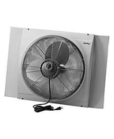 9166 Blades Whole House 120V 3 Speed Window Fan