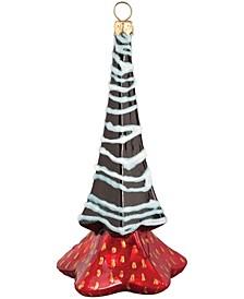 Glitterazzi Chocolate Covered Strawberry Gnome Tree