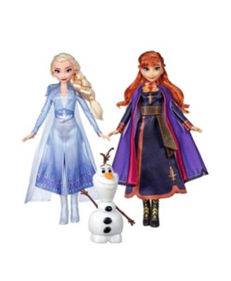 Disney Elsa Small Doll and the Nokk Figure Inspired by Disney Frozen 2 Movie